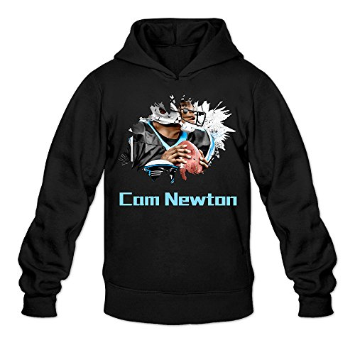 Show Time Men's Cam Poster Newton Vintage Sweater Black S ()