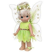 """The Doll Maker 3388 Tinkerbell Baby Doll, 9"""", One Color"""