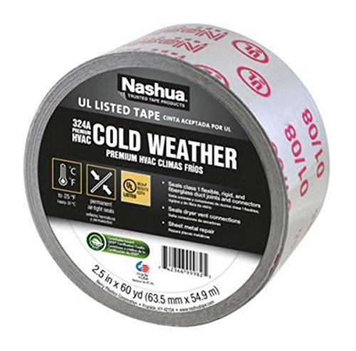 Nashua Foil Tape (Nashua® 1375485 Foil Tape, Silver, 2.5