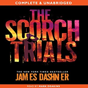 The Scorch Trials Hörbuch