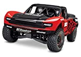 Traxxas Unlimited Desert Racer 4X4 RC Race Truck - Red