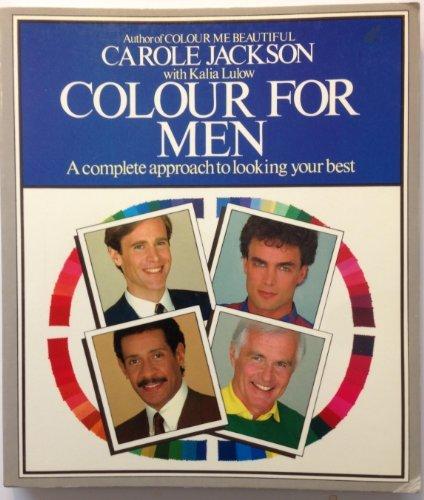 Colour for Men by Carole Jackson (1985-09-30)