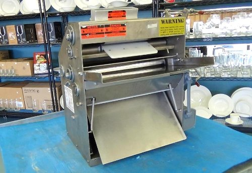 Dough Sheeter Bench - Acme MRS11 Pizza Dough Roller - Bench