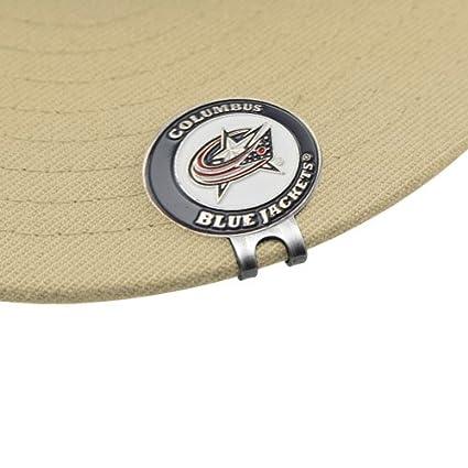 919f8bf8e0c Amazon.com   NHL Columbus Blue Jackets Magnetic Cap Clip   Two Ball ...
