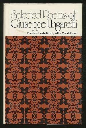 Selected Poems of Giuseppe Ungaretti