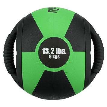 Reactor Balón Medicinal con asa 5 kg oorange: Amazon.es: Deportes ...