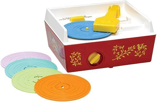 Fisher-Price - Clásicos Registro del Jugador (Mattel): Amazon.es: Juguetes y juegos