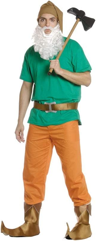 Disfraz enano adulto. Talla 50/52.: Amazon.es: Juguetes y juegos