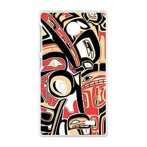 Personal Customization Creative Pattern Custom Protective Hard Phone Cae For Nokia Lumia X