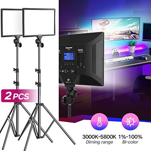 Bi Color Lighting 3000K 5800K Brightness Photography product image