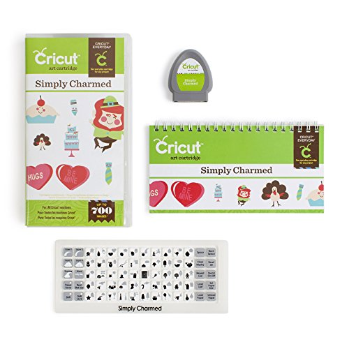 Cricut Simply Charmed Cartridge by Cricut