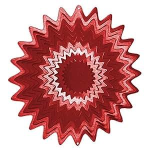 Woodstream Veleta Iron Stop 1290-6-7 15 cm pequeño- Diseño Clásico Splash - Rojo