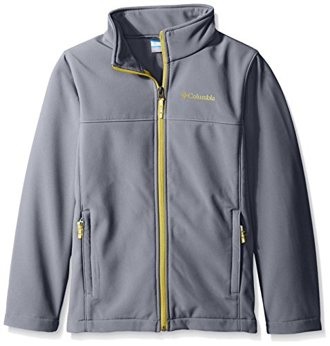 Columbia Boys Ascender Softshell Jacket
