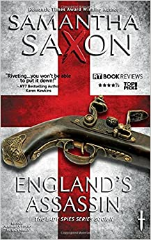England's Assassin: A Regency Historical Romance: Volume 2 (The Lady Spies Series)