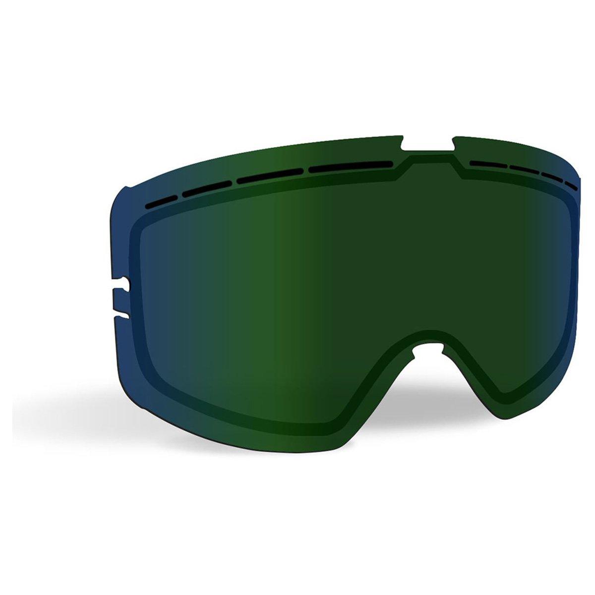 Green Mirror//Bronze Tint 509 Kingpin Goggle Lenses