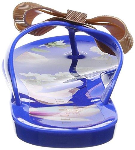 blue Baker Susziep 0000ff Bout Sandales Ouvert Ted Femme Harmony Bleu 0FwBqxd