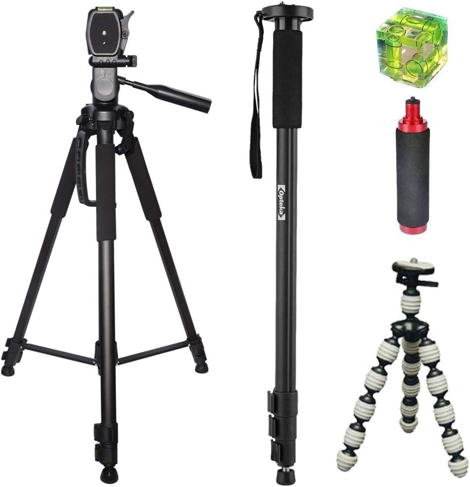 Paquete de 5 Accesorios para cámaras réflex Digitales Canon EOS ...