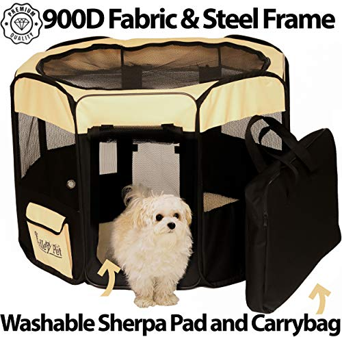 Small Pen Pals (Adley Pet Playpen - Quality 52