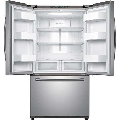 Samsung Rf26hfendsr 25 5 Cu Ft Stainless Steel French