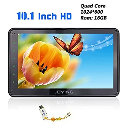 Amazon com: JOYING 10 1 Inch Screen Quad Core Android 4 4