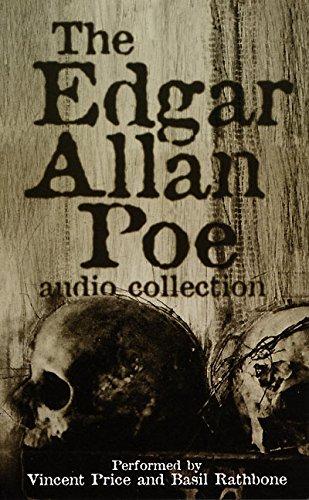 Edgar Allan Poe Audio (Halloween Books On Tape)