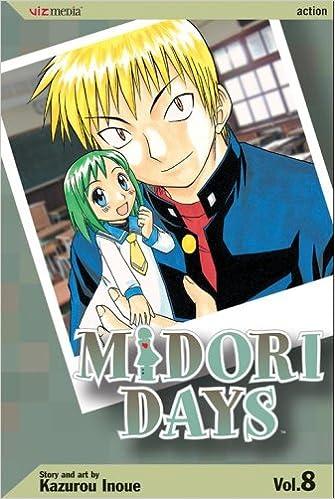 Midori Days, Volume 8