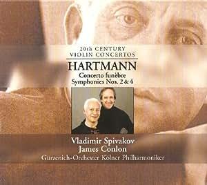 Hartmann K.a.: Concerto Funeb