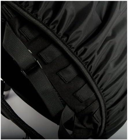 Reflective Waterproof Large Backpack Cover Camping Outdoor Rucksack Rain Dust N7