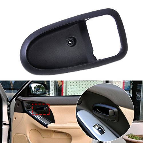 beler Right Inside Interior Door Handle Trim Cover Bezel Housing Assembly for Hyundai Elantra (Fulfilled by hermeshine) (Bezel Door Assembly)