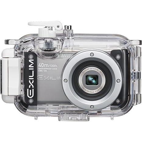 Casio EWC-130 Carcasa submarina para cámara: Amazon.es: Electrónica