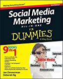 Social Media Marketing All-in-One For Dummies.
