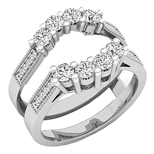 0.85 Ct Ladies Diamond - 3