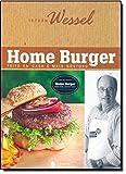 capa de Home Burger. Feito em Casa É Mais Gostoso
