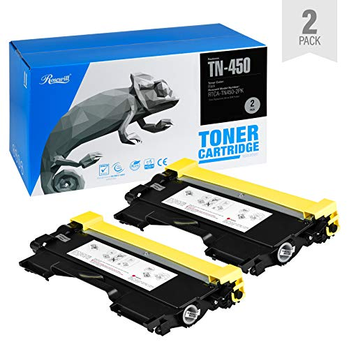 Rosewill RTCA TN450 2PK Cartridge Replace Brother product image