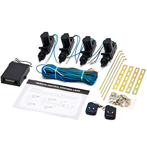 Amazon Biltek Cx402 Conversion Kit Universal Central Lock And Rhamazon: 1996 Camry Door Locks Wiring Diagram At Gmaili.net
