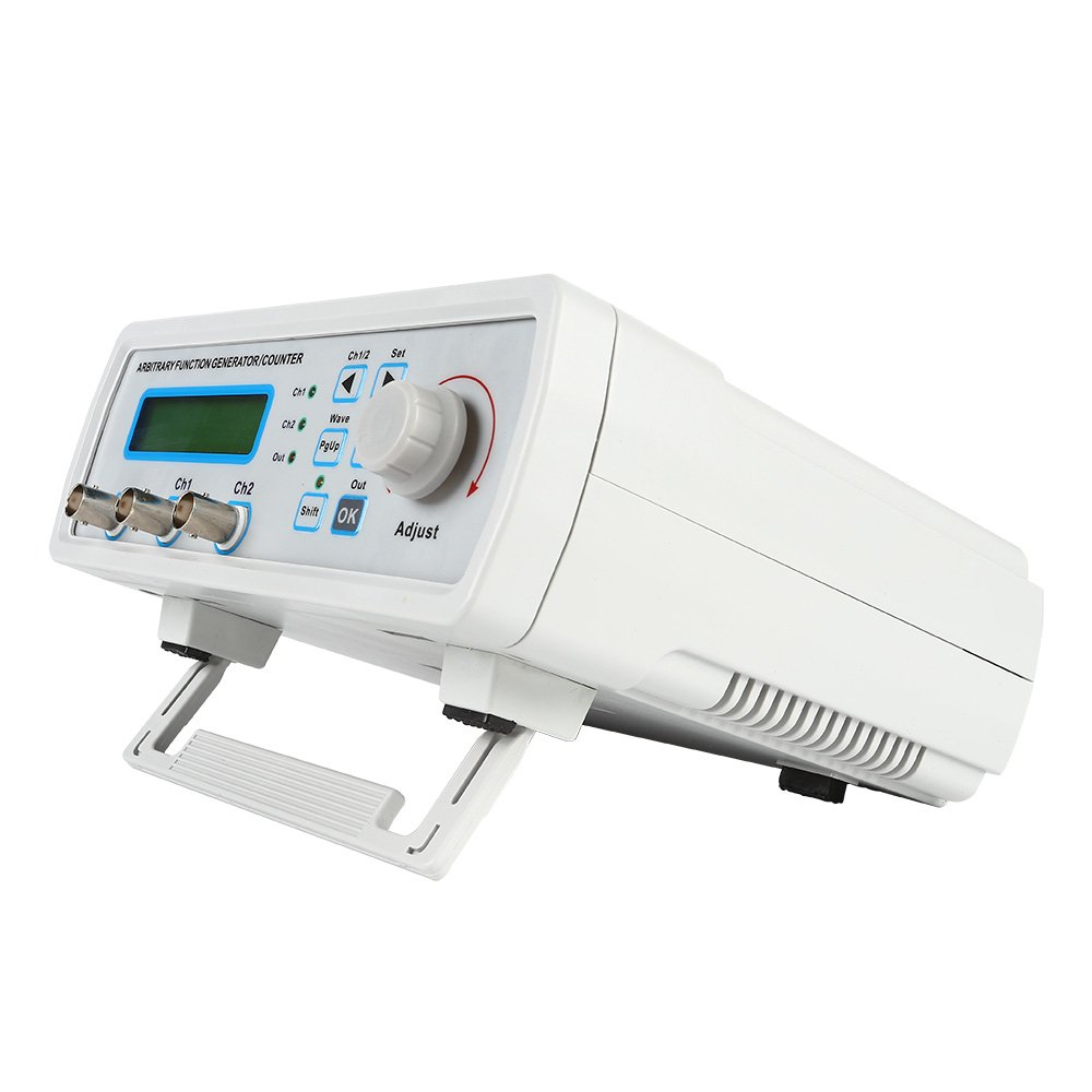 SainSmart MHS-5200A Digital DDS Dual-channel Signal Generator Source Frequency High Precision 25MHz 2CH