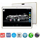 4G LTE 9.7 inch 8 core White Tablet PC Octa Cores 2560X1600 IPS RAM 4GB ROM 64GB 8.0MP WIFI 3G Dual sim card Wcdma+GSM Tablets PCS Android5.1 electronics 7 9 10