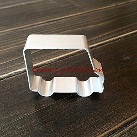 MJOEPR Cortador De Galletas De Metal para Automóviles Cortes De Galletas De Chocolate Molde para Pudín/Fruta/Verdura/Pan Tostado Moldes De Galletas