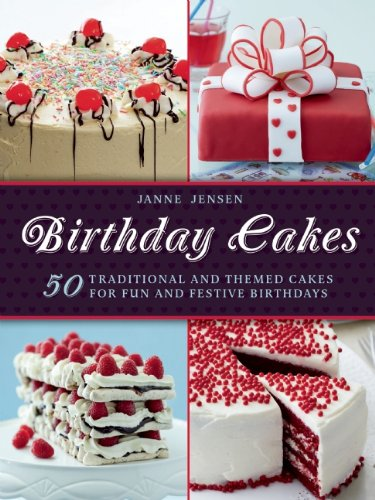 Birthday Cakes: 50 Traditional and Themed Cakes for - Birthday Cakes For Boys