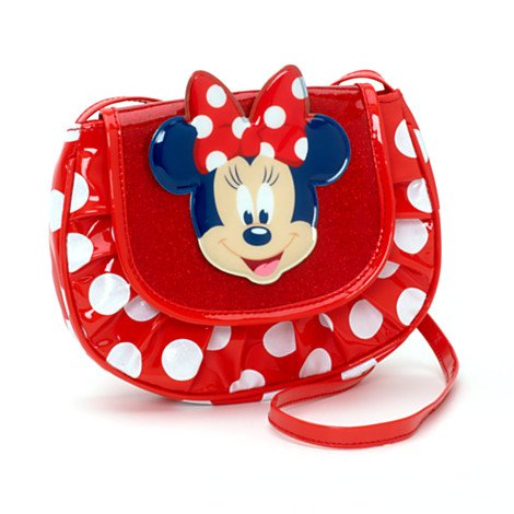 Disney, Minnie Mouse a tracolla