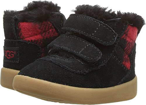 UGG Kids  Baby Boy's Pritchard Plaid (Infant/Toddler) Redwood Small M