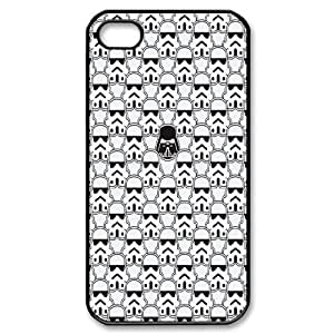 T-TGL(RQ) Personalized Hot Sale durable phone Case for Iphone 4/4S customized Star War case