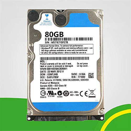 (Meiyiu Laptop Hard Drive PC Hard Drive HDD 5400rpm Cache SATA 2.5