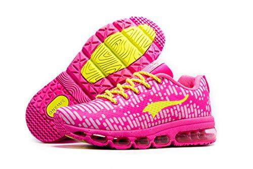 Adulte Mixte De Onemix Chaussures Rose Running 1qtBFBwIx