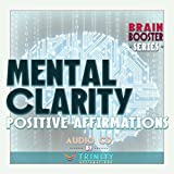 Brain Booster Series: Mental Clarity Affirmations audio CD