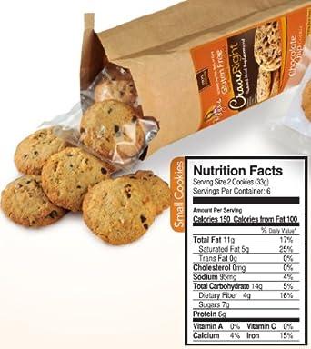 Sin Gluten, 100% Vegan – 7 oz, que contiene 12 Individual ...
