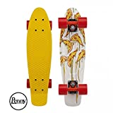 Penny Complete Classic Skateboard, Mozzarella, 22''