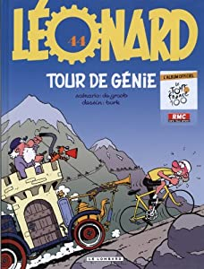 """Afficher """"Léonard n° 44 Tour de génie"""""""