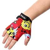 Meteor children's bike gloves (XXS, MONSTER)