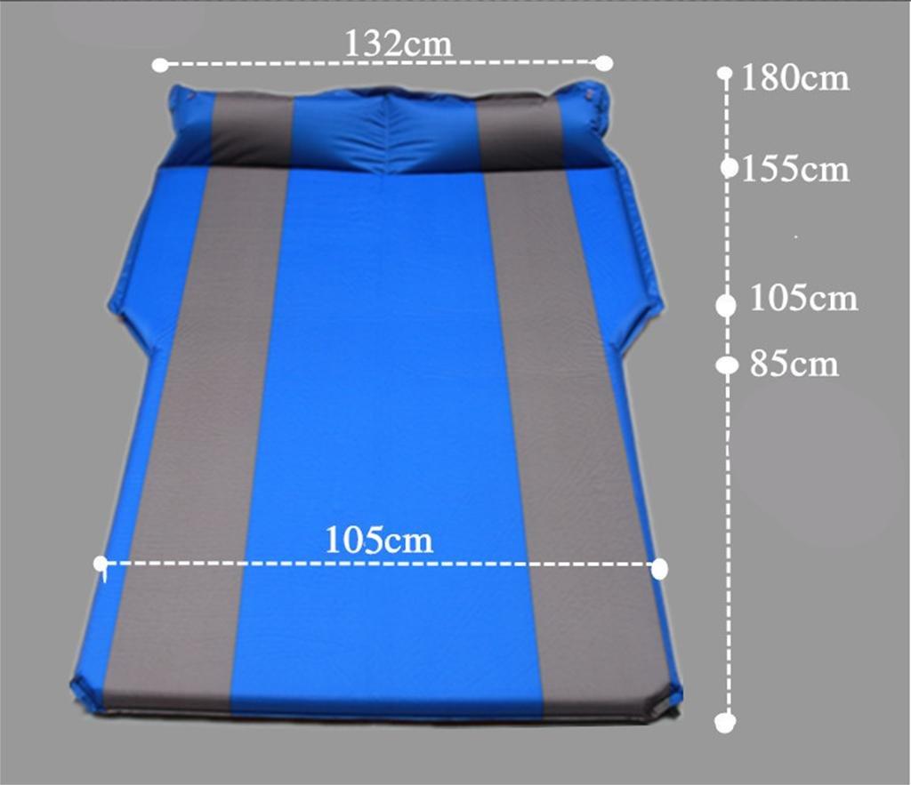 Kitzen Air Bett für Sleeping Auto Auto Reise Bett hinten Auto Sleeping für Pad Auto automatische aufblasbare Bett für Camping Reisen schlafen 180  132cm high quality 3dcc95